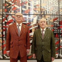 Provocative pictures: Gilbert & George discuss their new exhibition at The MAC