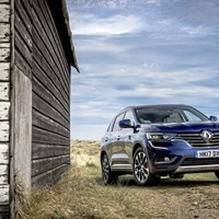 Renault Koleos: Practical comfort for the family, with a French twist