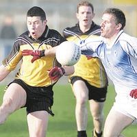 In The Irish News - Jan 26 1998: Sean Og de Paor late strike denies Ulster Railway Cup final spot