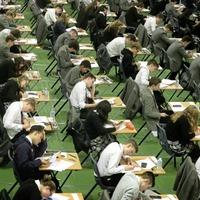 GCSE pass rates up