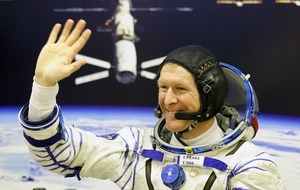 Freedom of Chichester honour for astronaut Tim Peake