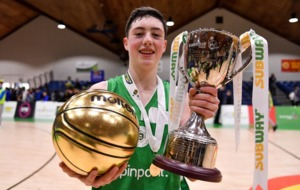 Captain fantastic, CJ Fulton, fires St Malachy's, Belfast to All-Ireland Basketball final triumph