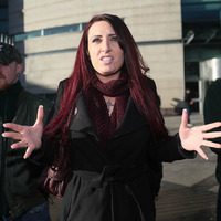 Britain First's Jayda Fransen slams Piers Morgan after Belfast court appearance