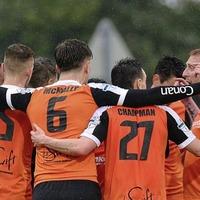 Davy McAlinden vows to keep Carrick Rangers in Irish Premiership