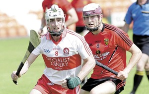 Unfamiliarity the order of the day for Derry and Down
