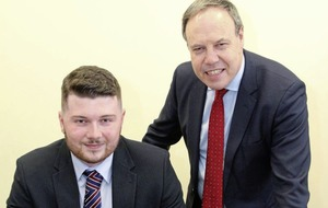 DUP appoints Dale Pankhurst as new Belfast councillor
