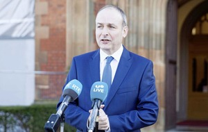 Fianna Fáil leader supports European Parliament representation for north after Brexit