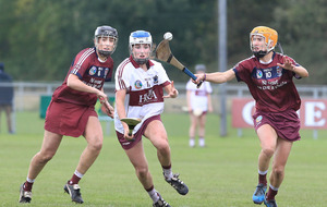 Tina Hannon and the Donnelly sisters aiming to help their clubs to camogie finals