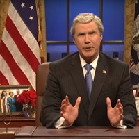 Will Ferrell reprises George W Bush impression on SNL