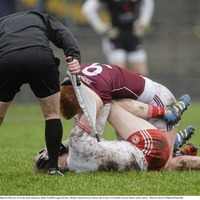 Tyrone fail to fire as Galway take the points in Tuam