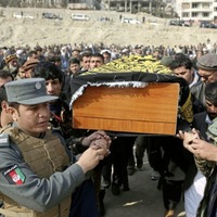 At least 103 people killed in Taliban suicide bombing in Kabul
