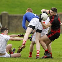 Connaire Harrison blitz sees Down past Louth in Division Two opener