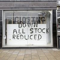 Fewer businesses in financial trouble - but indebted individuals increase