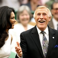 Sir Bruce Forsyth's widow Lady Wilnelia: We hoped he would recuperate