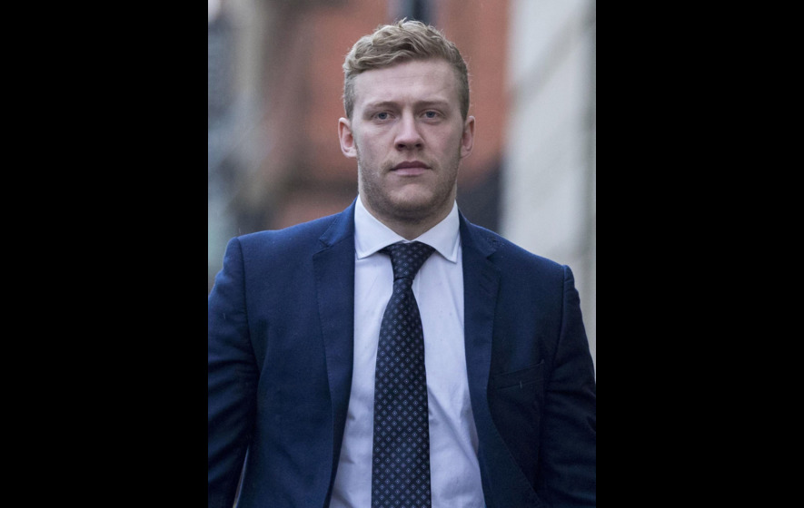 Paddy Jackson And Stuart Olding Rape Trial Begins