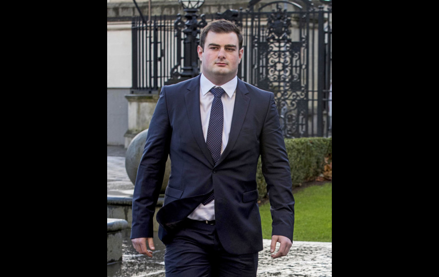 Ireland Rugby Players Rape Trial Begins