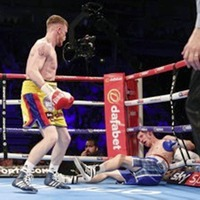 I haven't 'missed the boat' says world title prospect James Tennyson