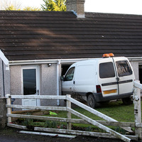 Pensioner injured after van crashes into Waringstown house