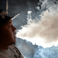 Smoke from e-cigarettes 'may cause DNA damage and cancer'