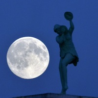 'Blue Moon' will put on a show for skygazers in an 'unusual' celestial event