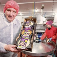Co Down food producer Willowbrook opens new £700k production facility