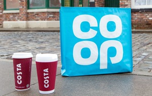 Costa Coffee and Co-op branches to feature on Corrie set from spring