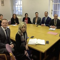 Equal marriage campaigners disappointed after meeting with DUP