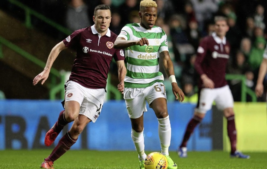 Happy Charly Musonda eager to show brand of magic with Celtic
