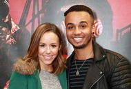 'Life is now complete': Aston Merrygold welcomes baby son