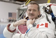 Astronaut Chris Hadfield brings his one-man space show to Belfast