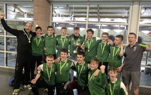 Clonard wins Irish U17 Cup in a penalty shoot-out