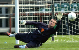 On This Day - February 1, 2009: Manchester City sign Republic of Ireland goalkeeper Shay Given