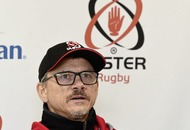 Les Kiss leaves his role with Ulster Rugby