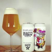 Crafty Stuff: Gravity's Rainbow from Whiplash, Irish brewers 'Rated'