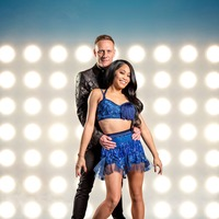 Antony Cotton fractures ribs during Dancing On Ice training