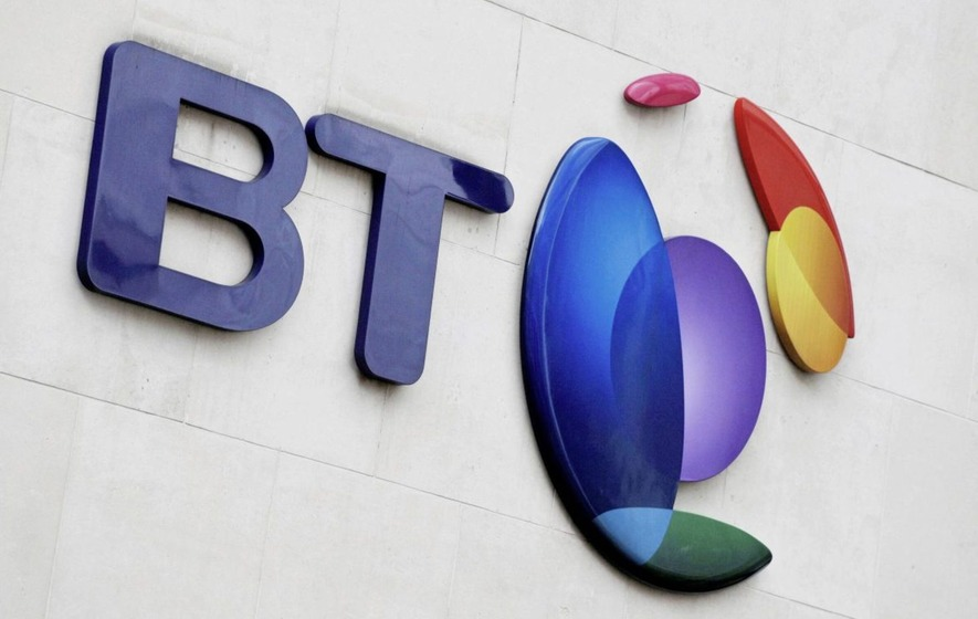 BT revenues fall as enterprise operations struggle
