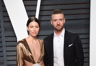 Justin Timberlake dances with Jessica Biel in a log cabin in new music video