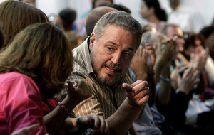 Fidel Castro's son dies by suicide