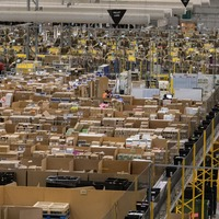Amazon patents wristband that can track warehouse workers' hands in real time