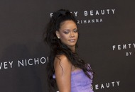 Rihanna hailed 'lucky charm' as she supports Arsenal in defeat over Everton