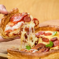 Yorkshire pudding pizzas are a thing and they're dividing opinion