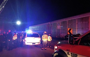 Two killed and dozens injured as two trains crash in South Carolina