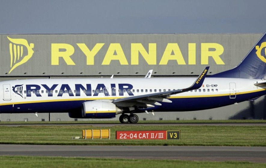 Profits up but Ryanair fears union disruption