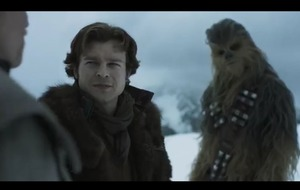 First full-length Solo teaser features young Chewbacca