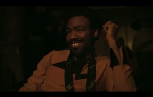 Donald Glover's Lando steals the show in Solo teaser trailer