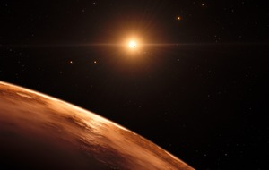 Seven-planet solar system offers best chance for life