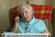 'All men are by nature control-freaks,' says this no-nonsense 102-year-old Northern Irish woman
