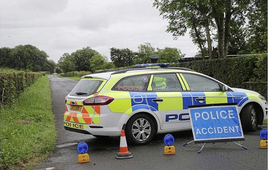 Car Accident Co Fermanagh
