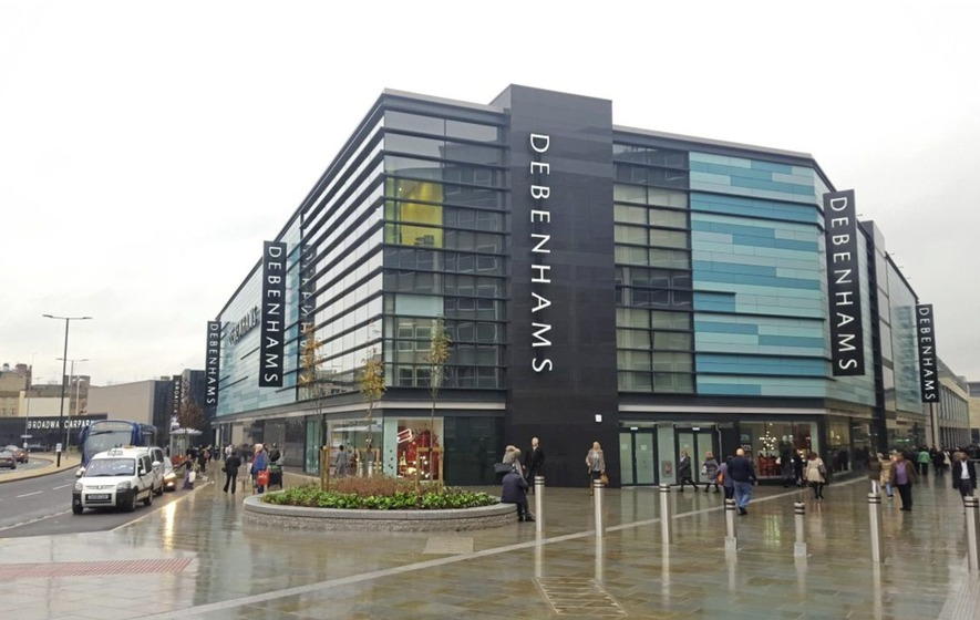 Debenhams to axe 320 store manager roles
