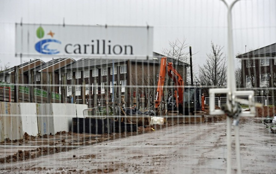 Carillion job losses near 1000 following fresh redundancies